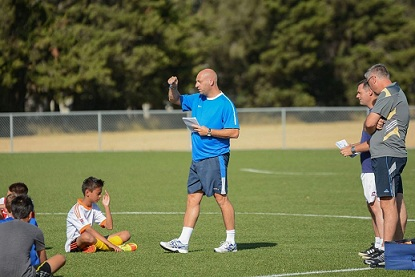 Craig Filer - Our Programs | Soccer Pro Academy | Soccer Training Melbourne